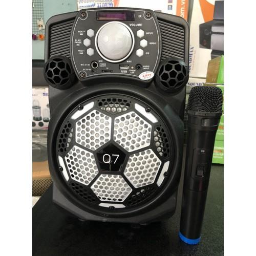 Loa Kéo Bluetooth Karaoke  Q7 Tặng Míc Không Dây - 4577925 , 16712666 , 15_16712666 , 749000 , Loa-Keo-Bluetooth-Karaoke-Q7-Tang-Mic-Khong-Day-15_16712666 , sendo.vn , Loa Kéo Bluetooth Karaoke  Q7 Tặng Míc Không Dây