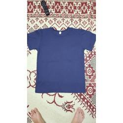 Áo phông cotton nam trung niên hàng dệt kim hà nội