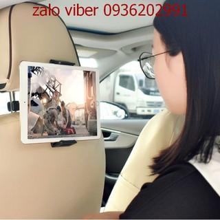 Kẹp điện thoại ipad trên ô tô ghế sau - Kẹp điện thoại ipad thumbnail
