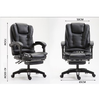 Ghế giám đốc - Có chế độ massage - Ghế giám đốc thumbnail