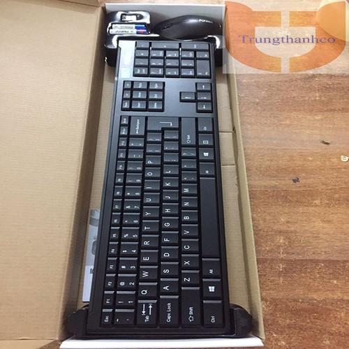Bàn phím máy tính và chuột không dây Fulhen A120 New
