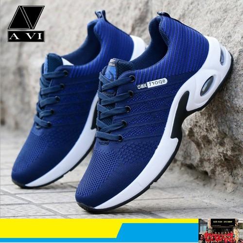 Giày nam, giày nam mới nhất, giày thể thao nam SP-267 a001