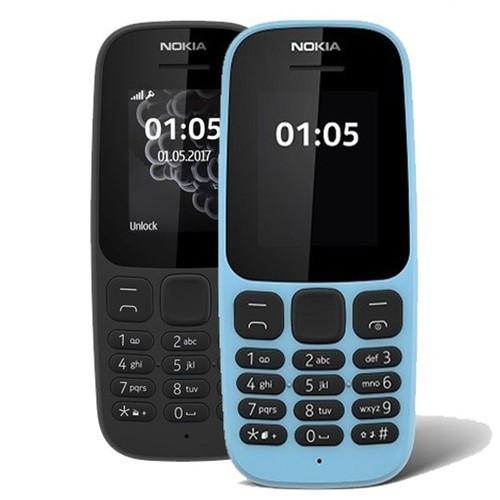 Điện thoại di động 2sim Nokia 105 Fullbox