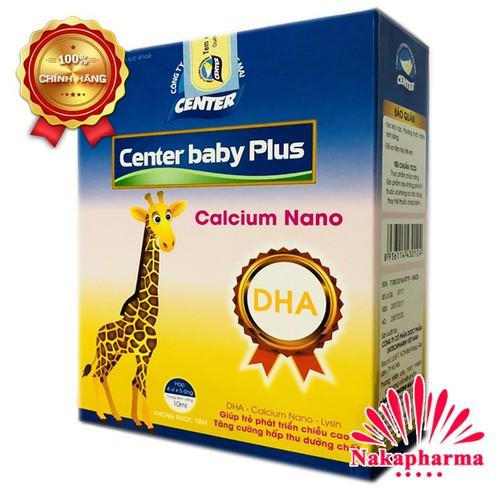 ✅ [CHÍNH HÃNG] Center Baby Plus Calcium Nano - Bổ sung canxi, giúp bé phát triển chiều cao tối ưu, chống còi xương, suy dinh dưỡng, tăng hấp thu dưỡng chất - 6662597 , 16699718 , 15_16699718 , 100000 , -CHINH-HANG-Center-Baby-Plus-Calcium-Nano-Bo-sung-canxi-giup-be-phat-trien-chieu-cao-toi-uu-chong-coi-xuong-suy-dinh-duong-tang-hap-thu-duong-chat-15_16699718 , sendo.vn , ✅ [CHÍNH HÃNG] Center Baby Plus Ca