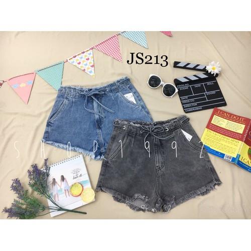Quần short jean nữ siêu xinh - 6681847 , 16714124 , 15_16714124 , 105000 , Quan-short-jean-nu-sieu-xinh-15_16714124 , sendo.vn , Quần short jean nữ siêu xinh
