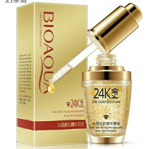 Combo 2 chai serum tinh chất vàng 24k Bioaqua - 11387840 , 16700271 , 15_16700271 , 215000 , Combo-2-chai-serum-tinh-chat-vang-24k-Bioaqua-15_16700271 , sendo.vn , Combo 2 chai serum tinh chất vàng 24k Bioaqua