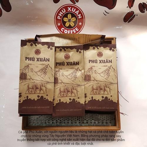 Cà phê robusta rang mộc xay bột - phú xuân 1- 1kg - 19030397 , 16702228 , 15_16702228 , 160000 , Ca-phe-robusta-rang-moc-xay-bot-phu-xuan-1-1kg-15_16702228 , sendo.vn , Cà phê robusta rang mộc xay bột - phú xuân 1- 1kg