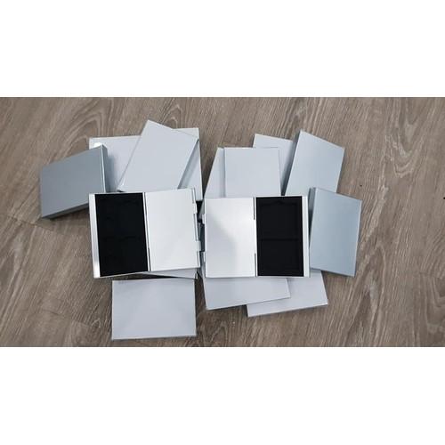 Hộp đựng thẻ nhớ chống sốc CF-SD-QXD-Micro 2 khay  đựng 2 CF+2SD+4Micro