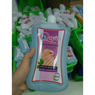 nước rửa móng tay aceton quyên loại 1 1000ml - 192 thumbnail