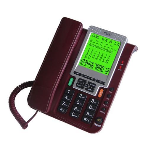Điện thoại bàn Ktel 902 chuông to màn hình lớn - 6686445 , 16717714 , 15_16717714 , 325000 , Dien-thoai-ban-Ktel-902-chuong-to-man-hinh-lon-15_16717714 , sendo.vn , Điện thoại bàn Ktel 902 chuông to màn hình lớn
