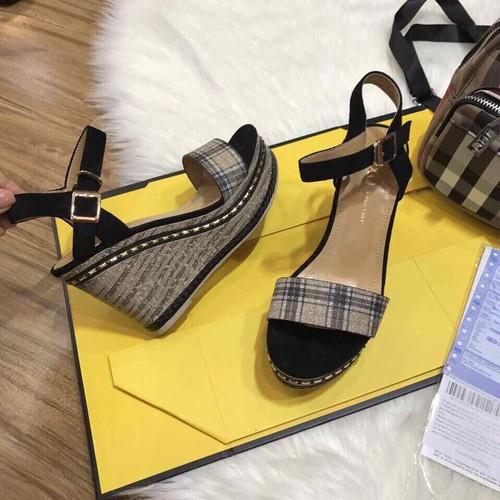 Giày thời trang Giày đế xuồng tu