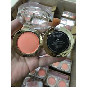 Phấn má hồng Vacosi Make Up House Blush 07 Candy Peach 5g - Vacosi 07