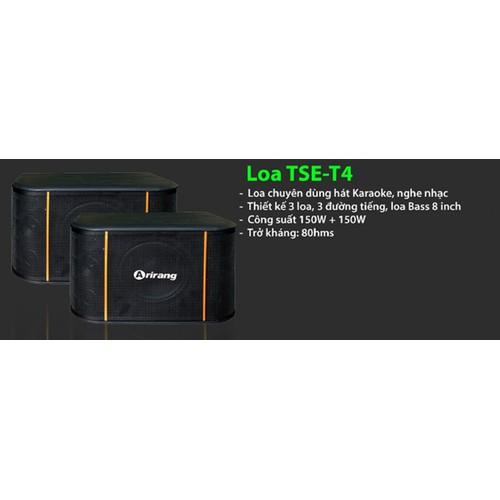 Loa Karaoke Arirang TSE-T4 - 6683310 , 16715111 , 15_16715111 , 1250000 , Loa-Karaoke-Arirang-TSE-T4-15_16715111 , sendo.vn , Loa Karaoke Arirang TSE-T4
