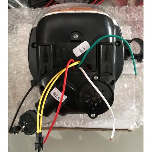 Đầu đèn xe điện