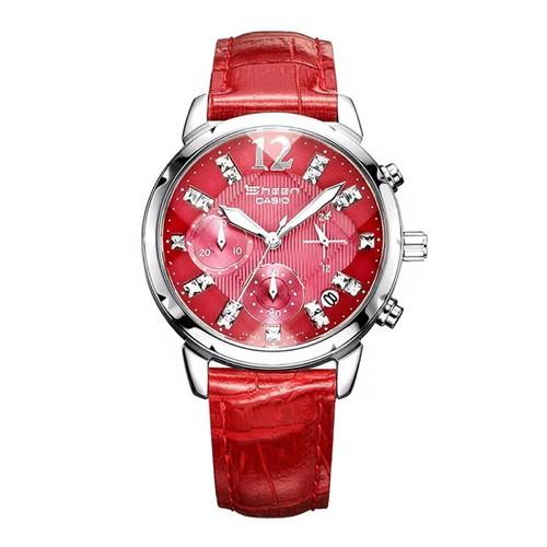 Đồng hồ CASIO nữ chính hãng - 6718532 , 16741479 , 15_16741479 , 4418000 , Dong-ho-CASIO-nu-chinh-hang-15_16741479 , sendo.vn , Đồng hồ CASIO nữ chính hãng