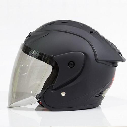 Mũ bảo hiểm 3-4 asia mt115 chính hãng