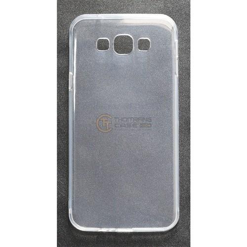 Ốp Lưng SamSung Galaxy A8 silicone dẻo trong