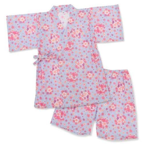 Yakuta bé gái Merry Rabbit hoa tím hồng