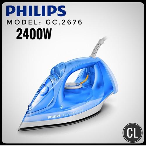 Bàn ủi hơi nước Philips GC2676 - 6716402 , 16740239 , 15_16740239 , 1055000 , Ban-ui-hoi-nuoc-Philips-GC2676-15_16740239 , sendo.vn , Bàn ủi hơi nước Philips GC2676