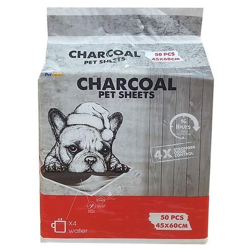 Tấm lót chuông vệ sinh hoạt tính CHARCOAL cho thú cưng size L - 6705135 , 16731823 , 15_16731823 , 195000 , Tam-lot-chuong-ve-sinh-hoat-tinh-CHARCOAL-cho-thu-cung-size-L-15_16731823 , sendo.vn , Tấm lót chuông vệ sinh hoạt tính CHARCOAL cho thú cưng size L