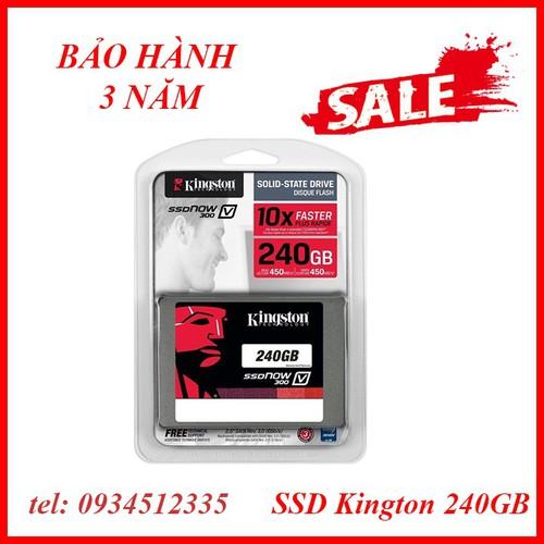 SSD 240GB Kingston