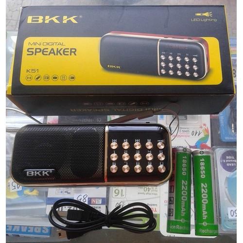 Loa cắm thẻ, usb bkk k51 nghe pháp 2 pin - 6718667 , 16741608 , 15_16741608 , 151000 , Loa-cam-the-usb-bkk-k51-nghe-phap-2-pin-15_16741608 , sendo.vn , Loa cắm thẻ, usb bkk k51 nghe pháp 2 pin