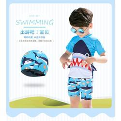 Đồ bơi bé trai siêu dễ thương