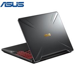 Laptop Asus TUF Gaming FX505GE BQ049T | Core i5_8300H_8GB_128GB SSD PCIe_1TB_GTX1050Ti 4GB_W10 | 15.6 inch FHD IPS | PHÍM RGB | CHÍNH HÃNG - FX505GE-BQ049T