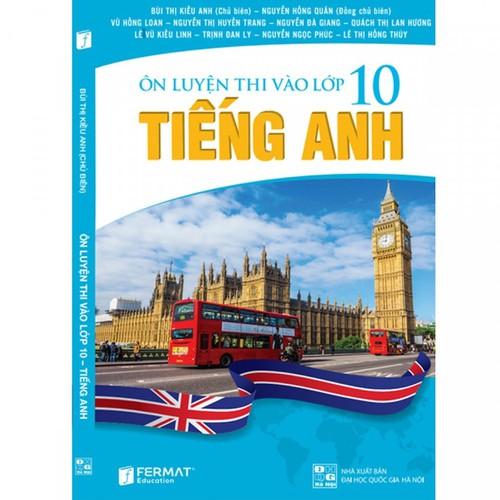 Ôn Luyện Thi Vào 10 Môn Tiếng Anh