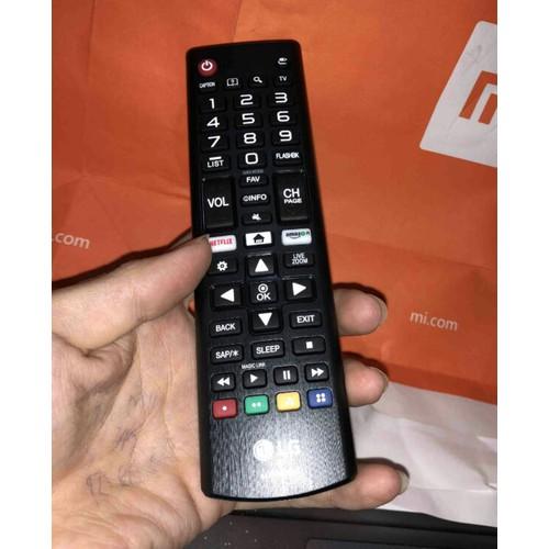 Điều khiển LG Tivi smart hàng theo máy