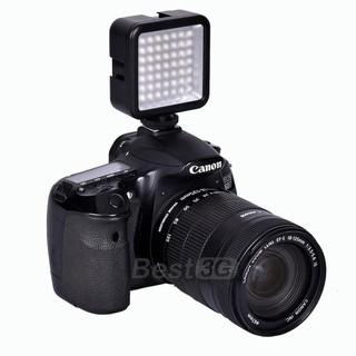Đèn Flash Mini W49 cho máy ảnh máy quay phim - W49 Led Video Light thumbnail