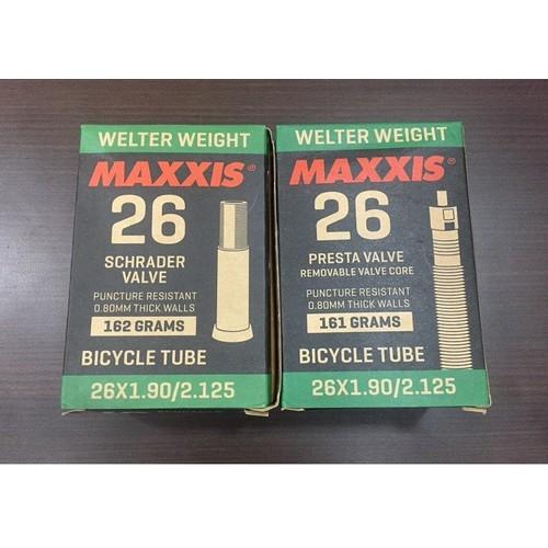 Săm Maxxis 26×1.9-2.125 AV 32L kiểu van cối xe máy - 6705447 , 16732008 , 15_16732008 , 150000 , Sam-Maxxis-261.9-2.125-AV-32L-kieu-van-coi-xe-may-15_16732008 , sendo.vn , Săm Maxxis 26×1.9-2.125 AV 32L kiểu van cối xe máy
