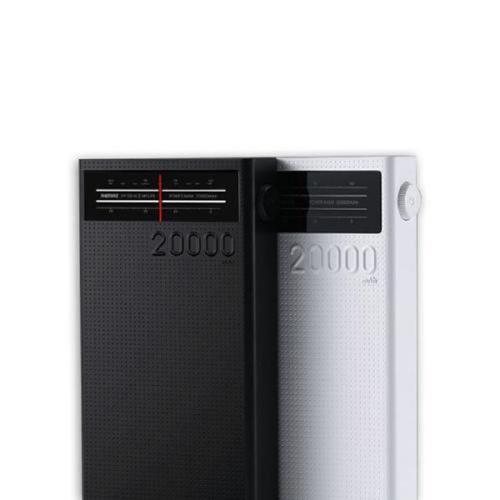 PIN SẠC DỰ PHÒNG 20.000MAH 4 CỔNG USB - CỦ SẠC 20.000MAH REMAX CHÍNH HÃNG