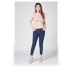 quần jean big size lai lật size lớn 34 36 38 40 70-100kg