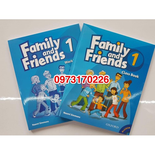 Sách Family and Friends 1 - 4756381 , 16735442 , 15_16735442 , 90000 , Sach-Family-and-Friends-1-15_16735442 , sendo.vn , Sách Family and Friends 1