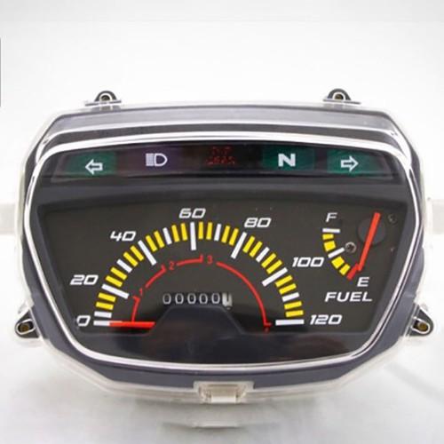 Đồng hồ xe dram, thái lùn loại 1