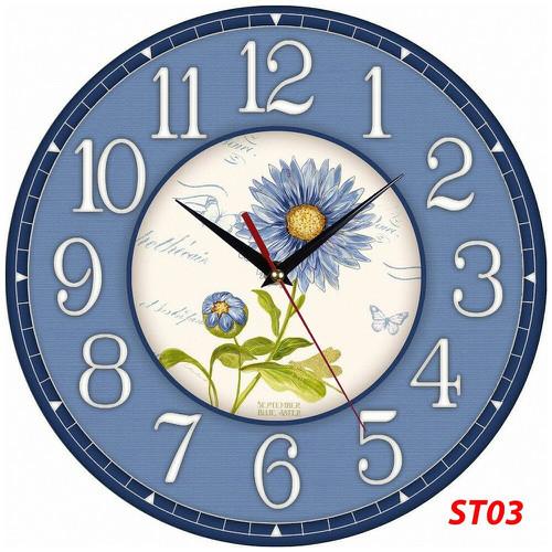 Đồng hồ treo tường sáng tạo ST03