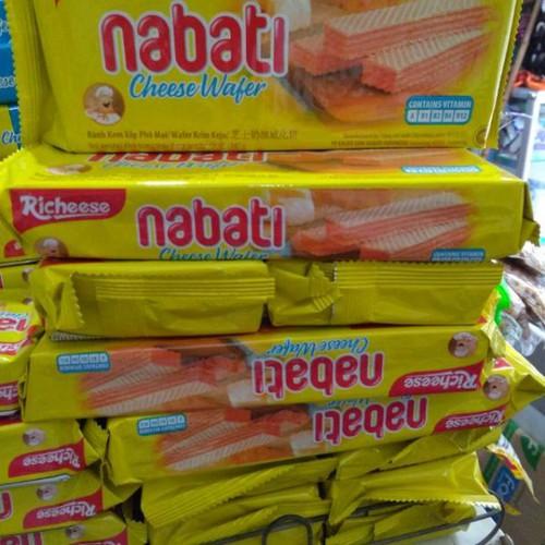 Combo 10 gói bánh xốp Nabati 50g - 4756417 , 16735504 , 15_16735504 , 98000 , Combo-10-goi-banh-xop-Nabati-50g-15_16735504 , sendo.vn , Combo 10 gói bánh xốp Nabati 50g