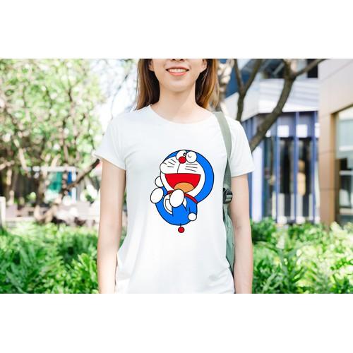 Doraemon bay nhảy dễ thương