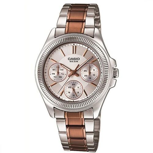 Đồng hồ CASIO nữ chính hãng - 6715326 , 16739384 , 15_16739384 , 3008000 , Dong-ho-CASIO-nu-chinh-hang-15_16739384 , sendo.vn , Đồng hồ CASIO nữ chính hãng