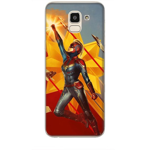 Ốp lưng nhựa dẻo dành cho Samsung Galaxy J6 2018 Hình Captain Marvel Mẫu 7 - 4757731 , 16747963 , 15_16747963 , 99000 , Op-lung-nhua-deo-danh-cho-Samsung-Galaxy-J6-2018-Hinh-Captain-Marvel-Mau-7-15_16747963 , sendo.vn , Ốp lưng nhựa dẻo dành cho Samsung Galaxy J6 2018 Hình Captain Marvel Mẫu 7