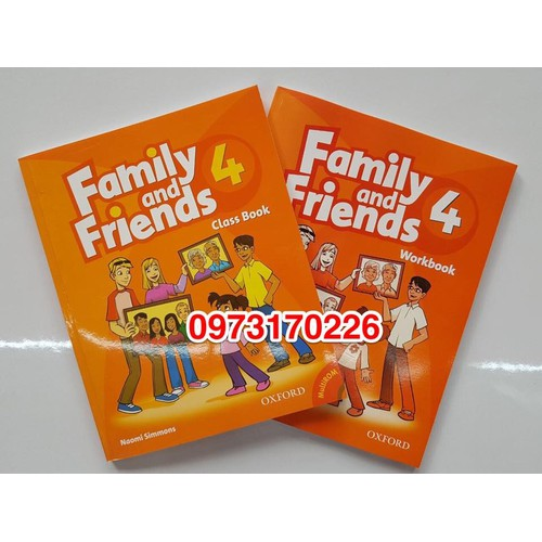 Sách Family and friends 4 - 6710459 , 16735767 , 15_16735767 , 90000 , Sach-Family-and-friends-4-15_16735767 , sendo.vn , Sách Family and friends 4