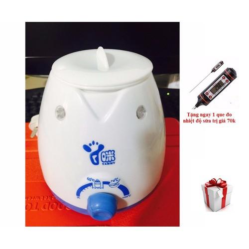 Máy hâm sữa và thức ăn 3 chế độ Yummy tặng que đo nhiệt độ sữa, nước - 6718060 , 16741105 , 15_16741105 , 199000 , May-ham-sua-va-thuc-an-3-che-do-Yummy-tang-que-do-nhiet-do-sua-nuoc-15_16741105 , sendo.vn , Máy hâm sữa và thức ăn 3 chế độ Yummy tặng que đo nhiệt độ sữa, nước