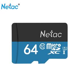 Thẻ Nhớ Netac 64gb MicroSD Class 10 chuyên dụng dành cho Camera