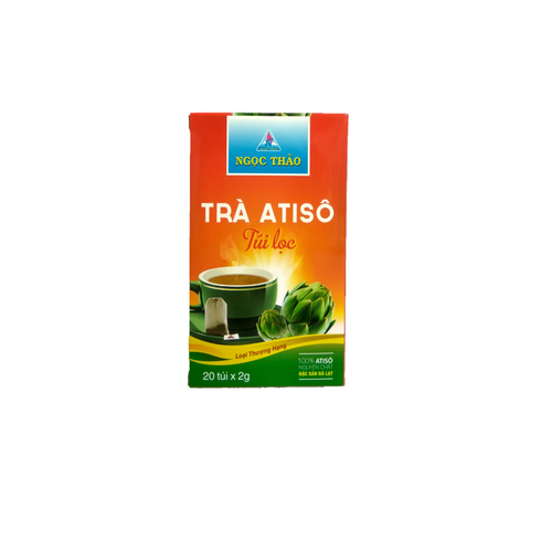 Hộp trà atiso Ngoc Thảo 20 túi lọc