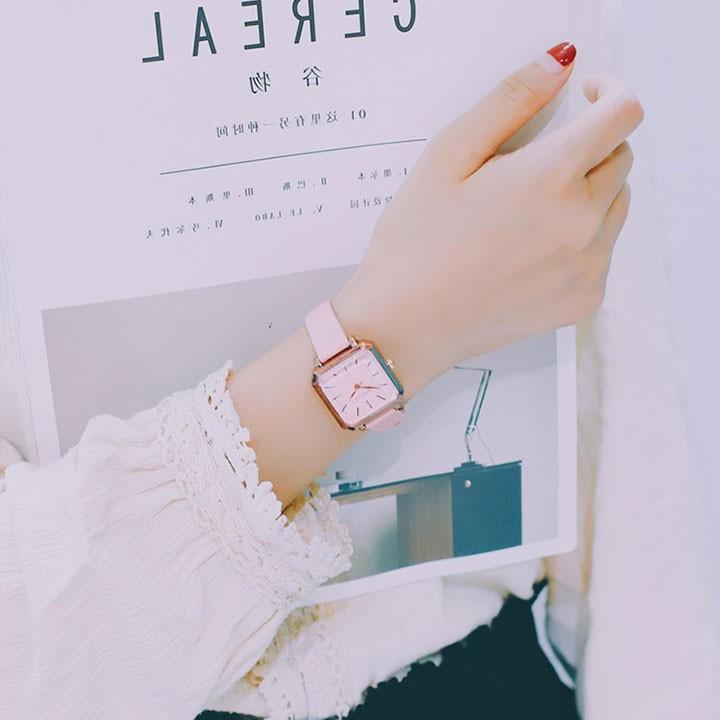 Đồng hồ nữ- Đồng hồ nữ tặng vòng tay cao cấp 7