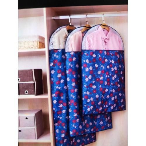 Bộ 3 túi treo đựng quần áo chống bụi
