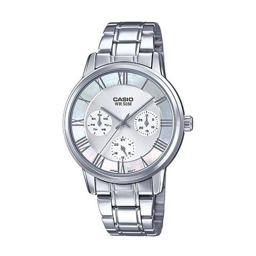 Đồng hồ CASIO nữ chính hãng - 6716160 , 16739935 , 15_16739935 , 2703000 , Dong-ho-CASIO-nu-chinh-hang-15_16739935 , sendo.vn , Đồng hồ CASIO nữ chính hãng