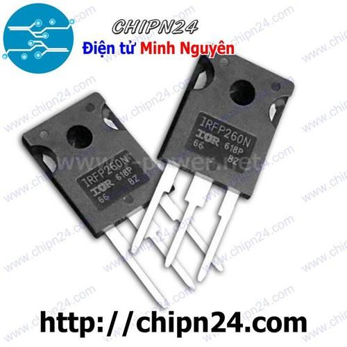 MOSFET IRFP260 IRFP260N TO-247 50A 200V Kênh N