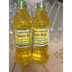0,5 lít tinh dầu xả nguyên chất lau sàn chống muỗi hiệu phước quảng